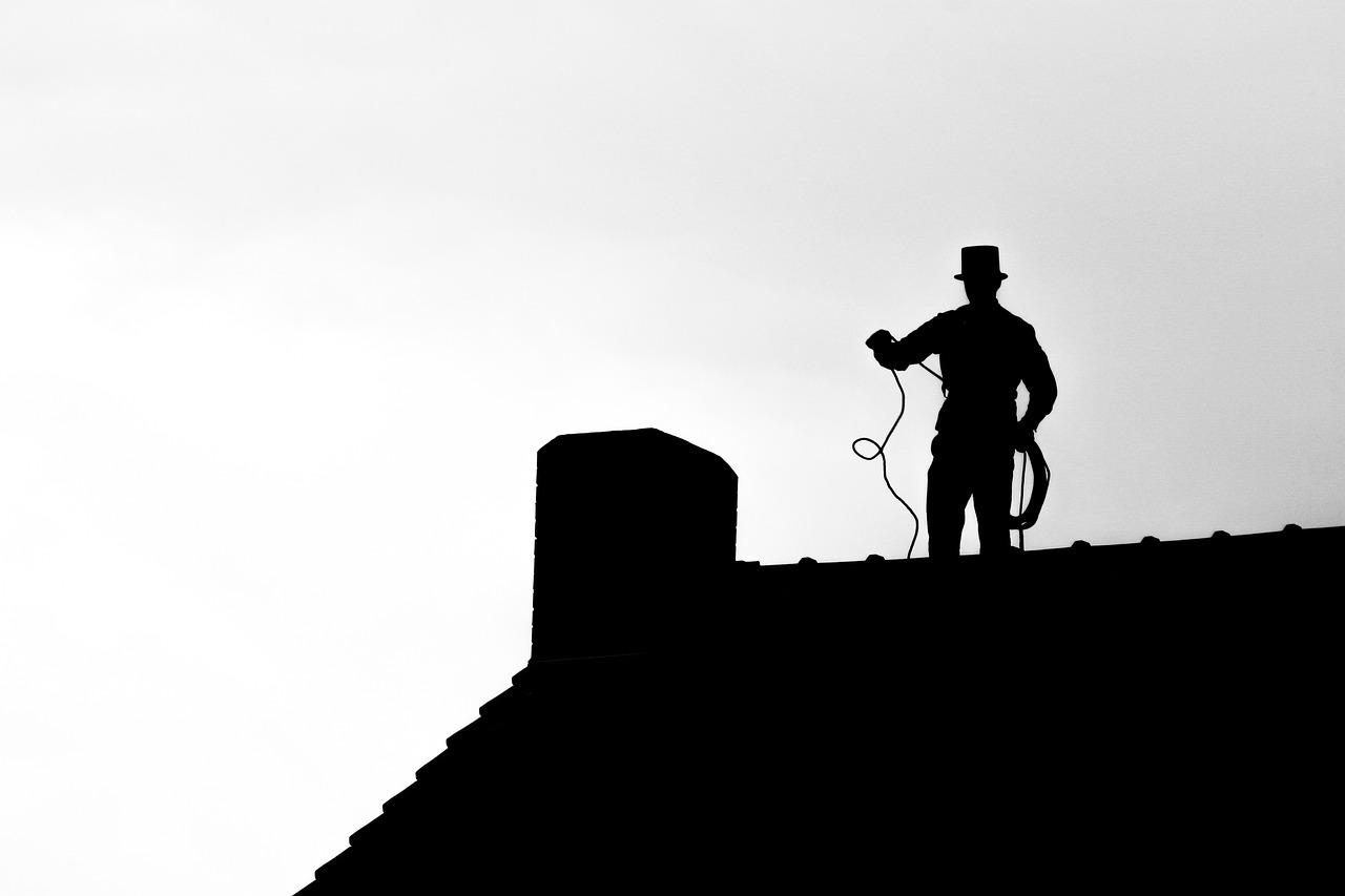 Ramoneur de cheminée  à Bubry
